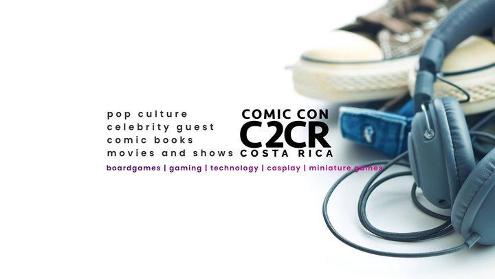 Comic Con Costa Rica