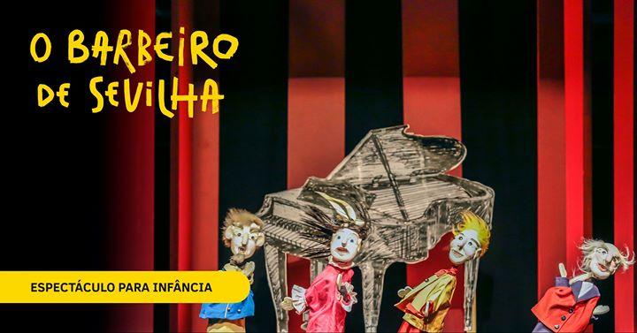 O barbeiro de Sevilha | Companhia de Teatro de Almada