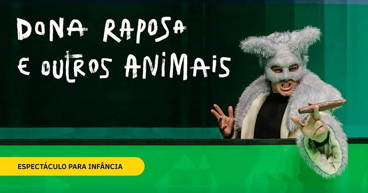 Dona raposa e outros animais | Companhia de Teatro de Almada