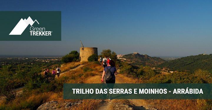 Trilho das Serras e Moinhos/Arrábida