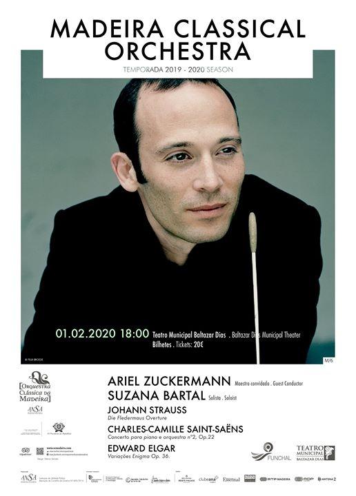 Concerto da Orquestra Clássica da Madeira