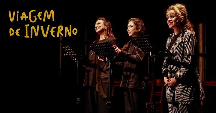 Viagem de Inverno | Companhia de Teatro de Almada