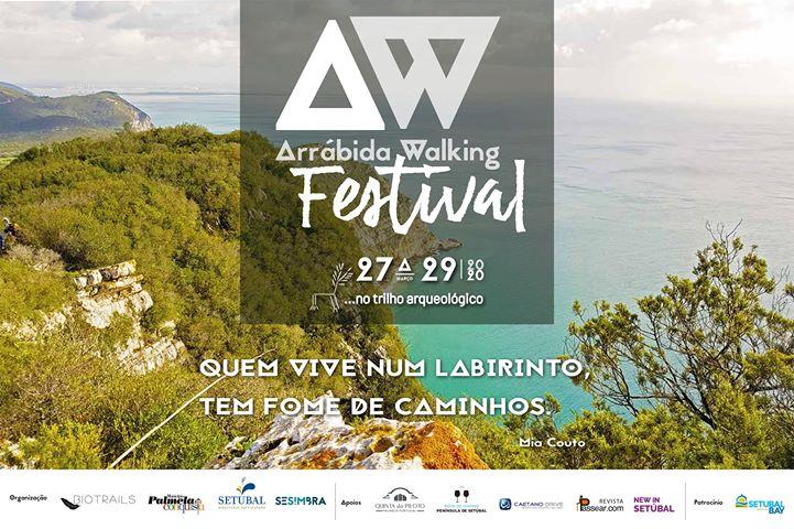 Arrábida Walking Festival 2020