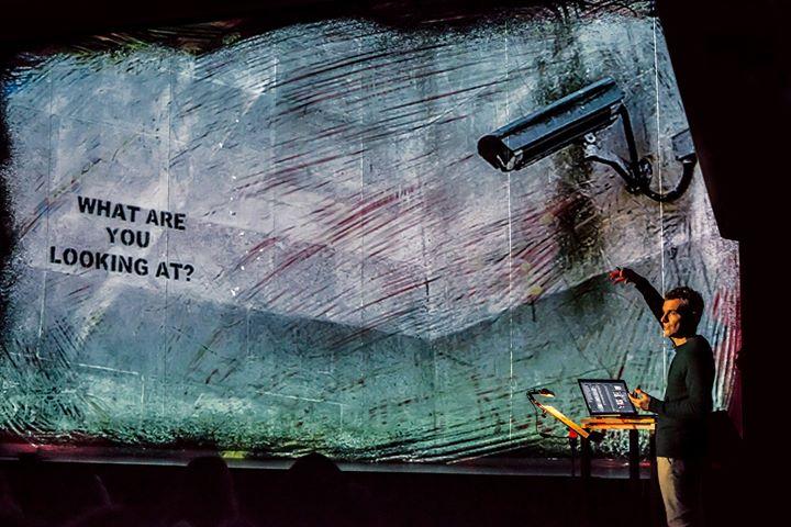 Válvula / uma palestra-concerto a partir da história do Graffiti