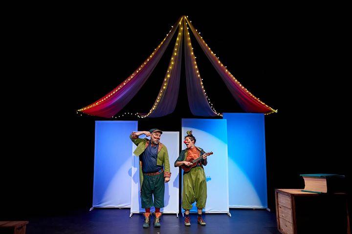 Un día en el teatro | Teatro para público familiar