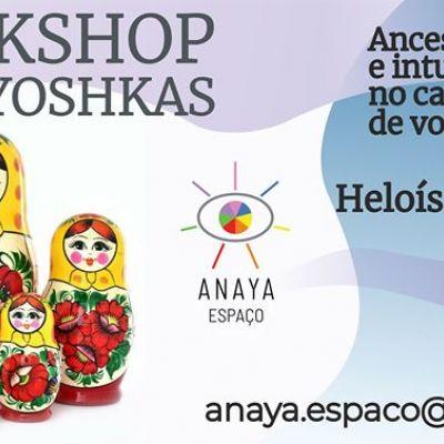 Workshop- Matryoshkas - Ancestralidade
