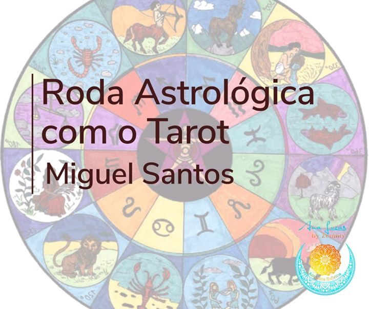Workshop Roda Astrológica com o Tarot
