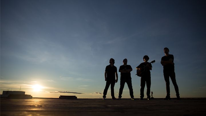 Bleeding Heart Tour - Midnight Purple + Green Leather
