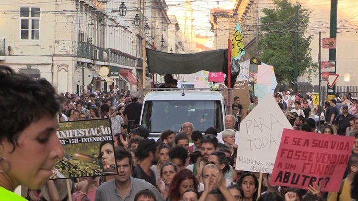 TOUR Benefit para o Colectivo Stop Despejos de Lisboa