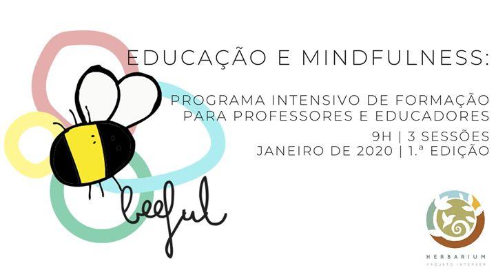 Educação e Mindfulness: Formação para professores e educadores