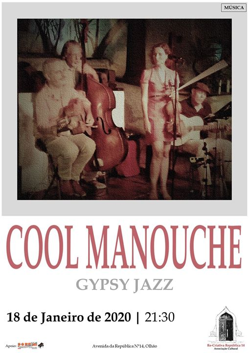 Cool Manouche - Gypsy Jazz