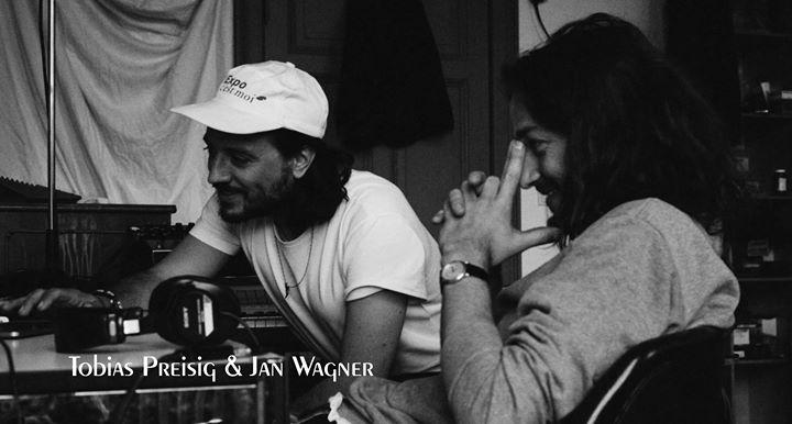 Tobias Preisig & Jan Wagner em Bragança