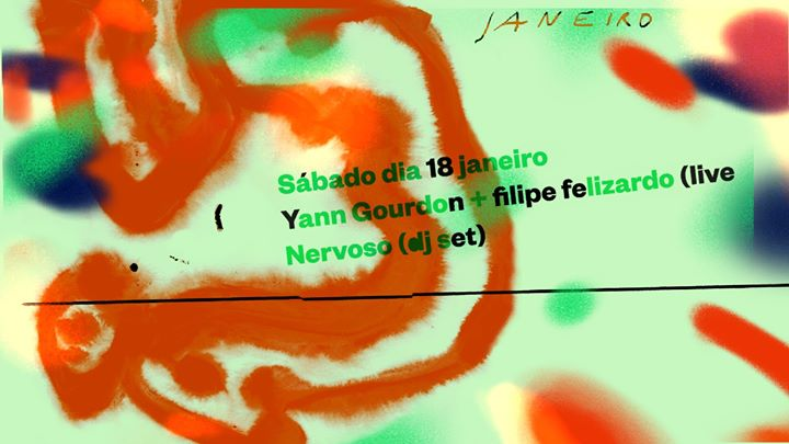 Yann Gourdon, Filipe Felizardo, DJ Nervoso