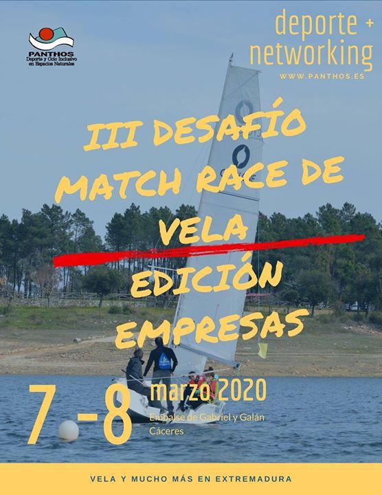 III Desafío Match Race de Vela, Edición Empresas