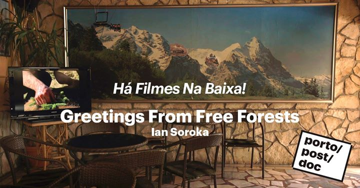 Greetings From Free Forests   162ª Sessão HFNB!
