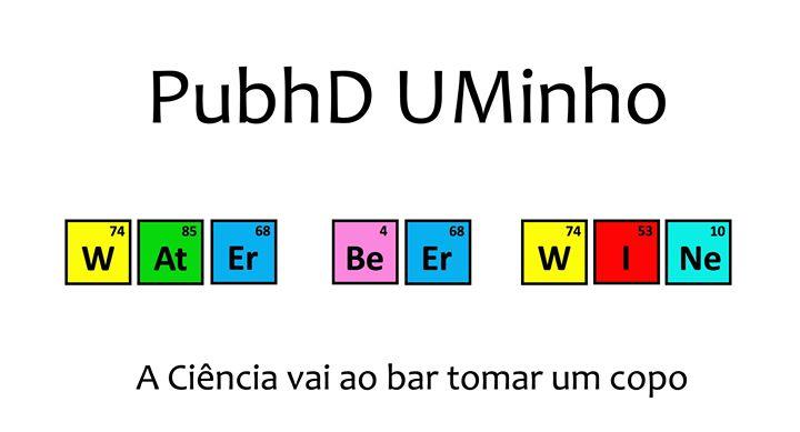 PubhD UMinho #43 23/1 Braga 4º Aniversário