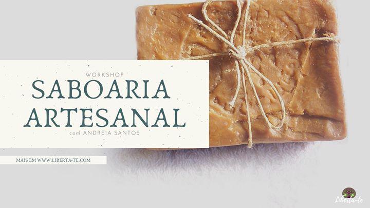 Workshop de Saboaria Artesanal