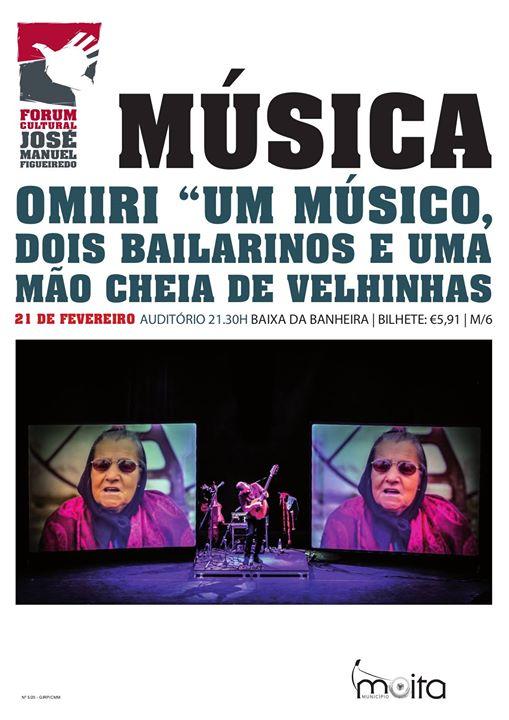 OMIRI - Forum Cultural Jose Manuel Figueiredo