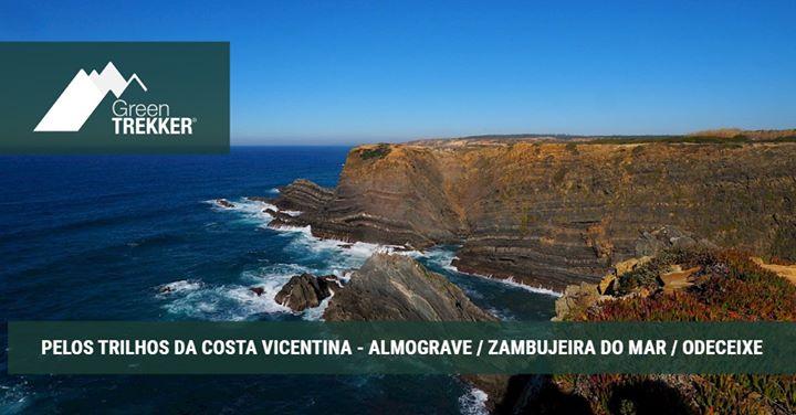 Pelos Trilhos da Costa Vicentina - Almograve / Zambujeira do Mar