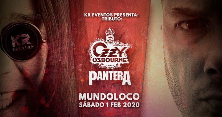 Ozzy & Pantera by Back 2 School