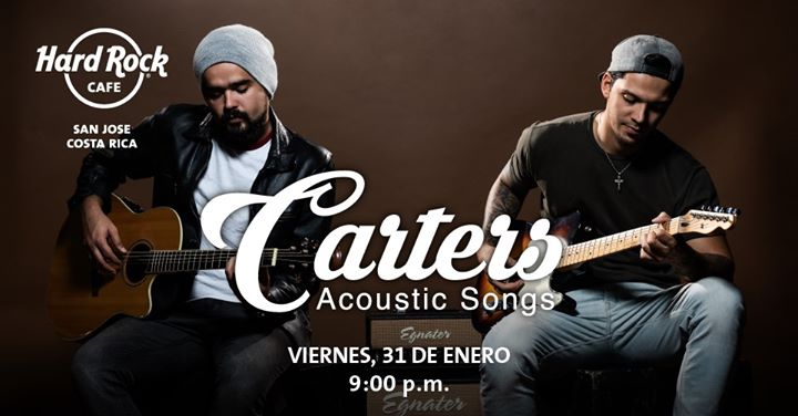 Cartes Acoustic Songs