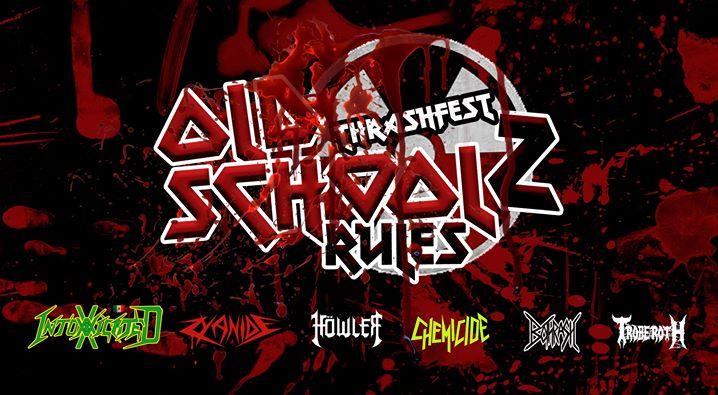 Old School Rules 2 Thrash Fest