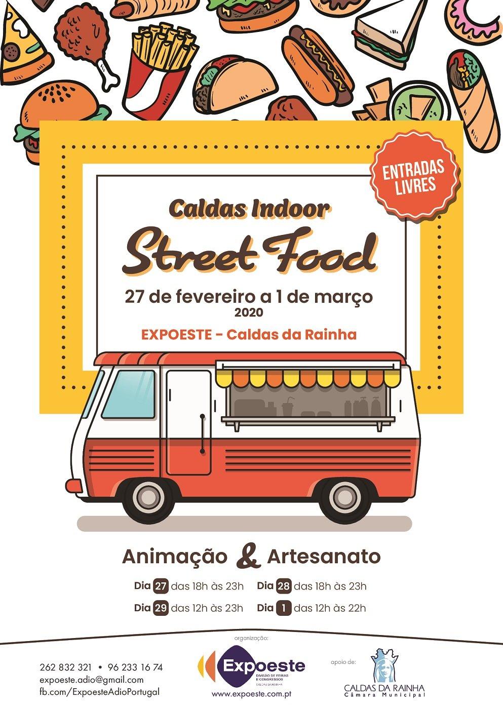 CALDAS INDOOR STREET FOOD