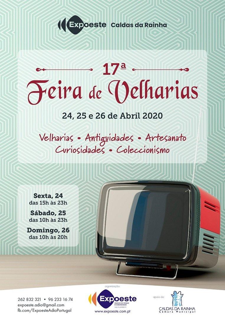 17ª FEIRA DAS VELHARIAS ANTIGUIDADES ARTESANTO COLECCIONISMO CURIOSIDADES