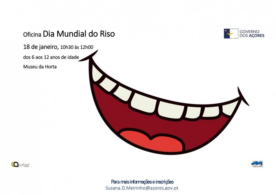 Oficina Dia Mundial do Riso