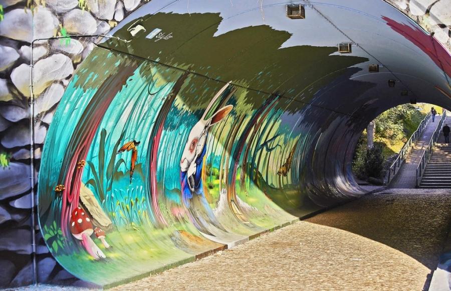 Roteiro Arte Urbana Arte