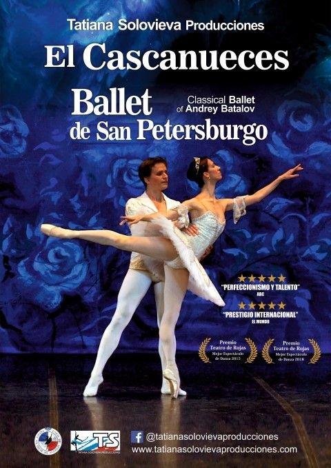 El Ballet de San Petersburgo, EL CASCANUECES