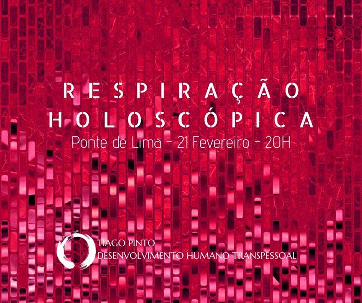 Respiração Holoscópica - Ponte de Lima