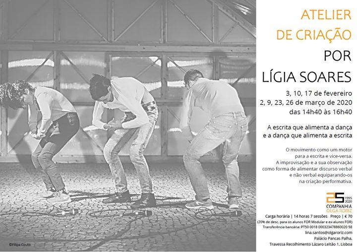 Atelier de Criação por Lígia Soares