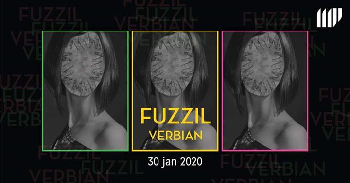 Fuzzil + Verbian no Maus Hábitos - Porto