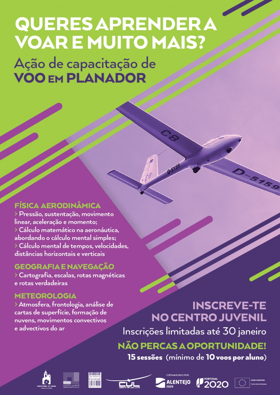 Voo em Planador
