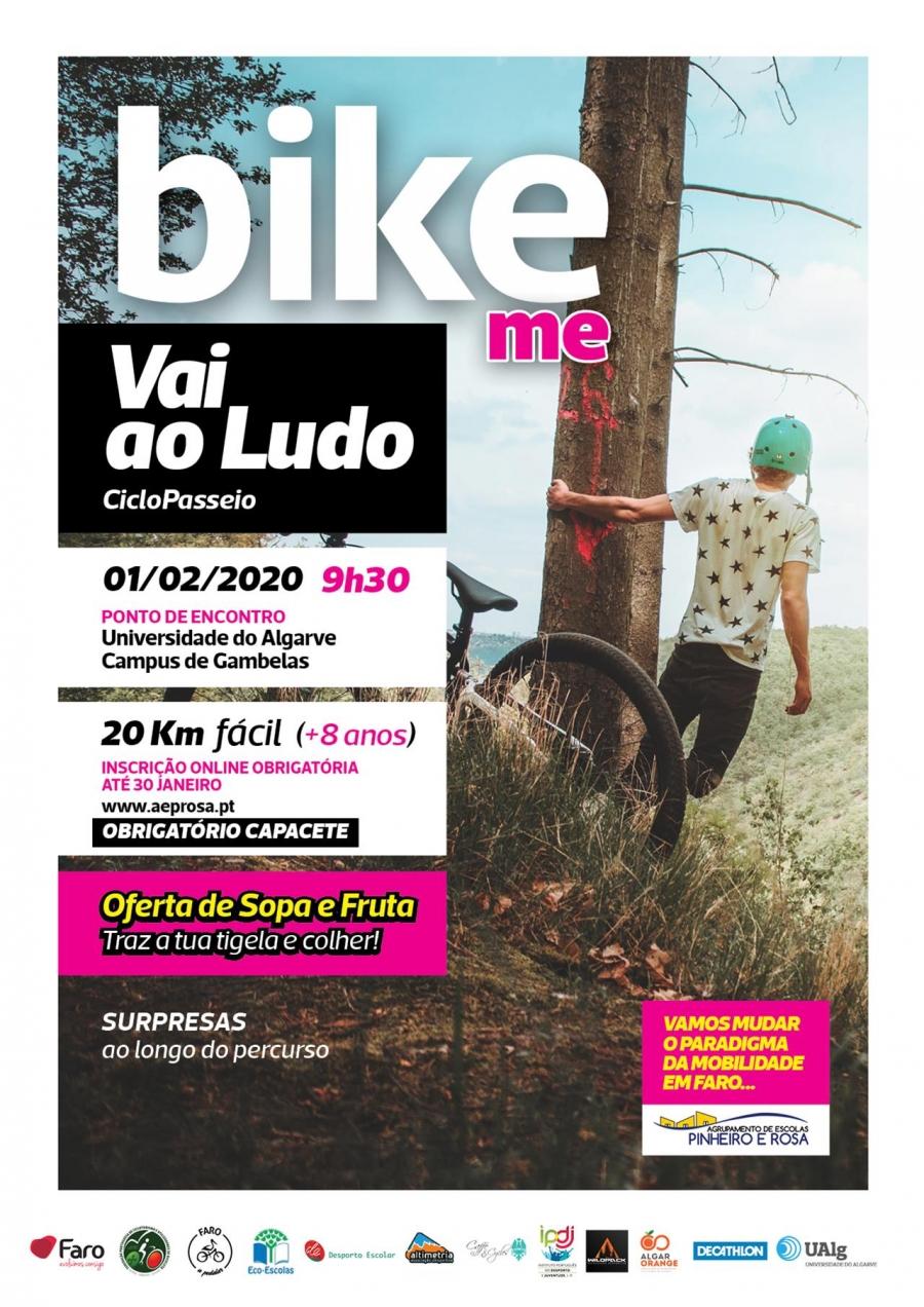 Bike me vai ao Ludo