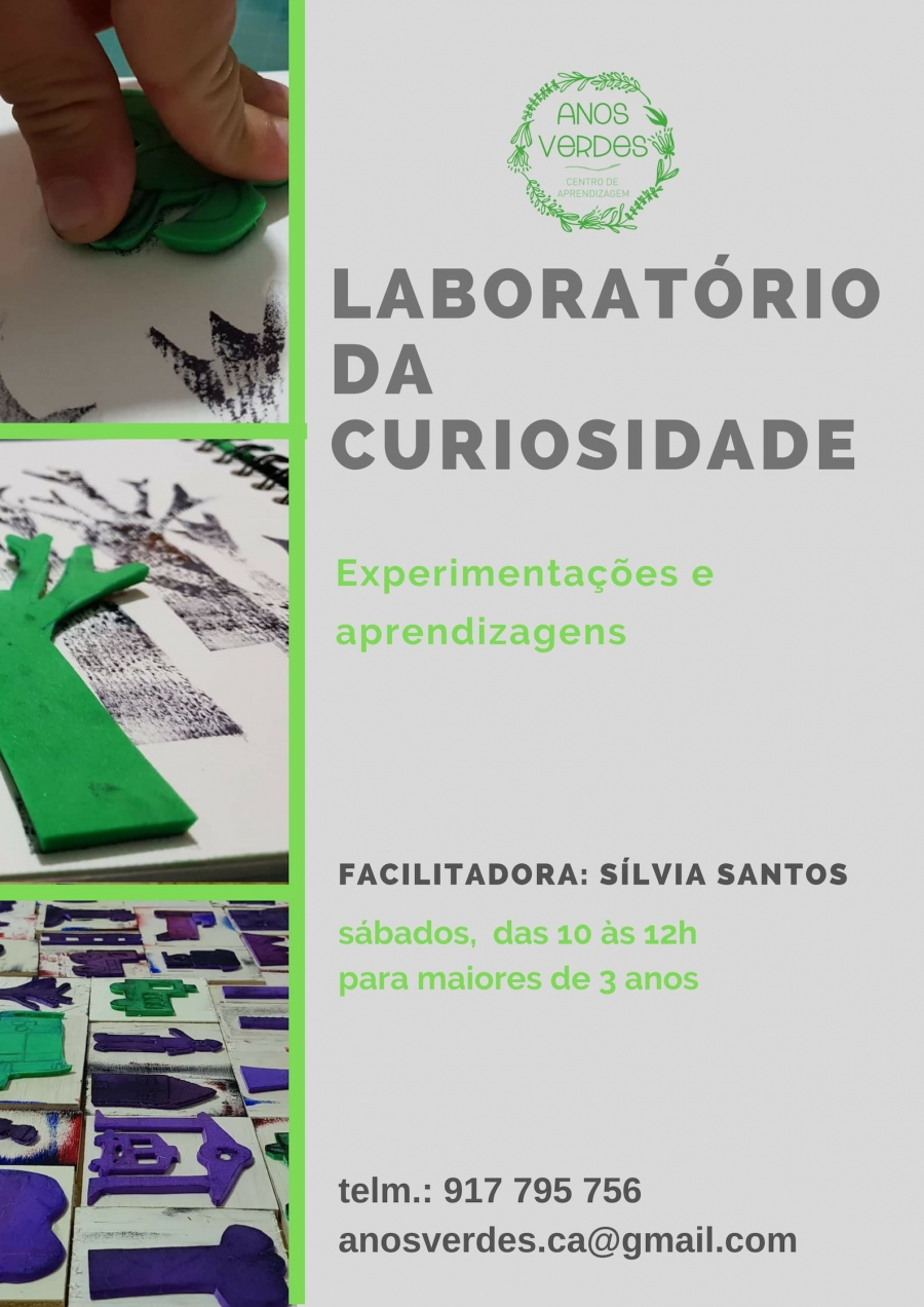 Laboratório das curiosidades