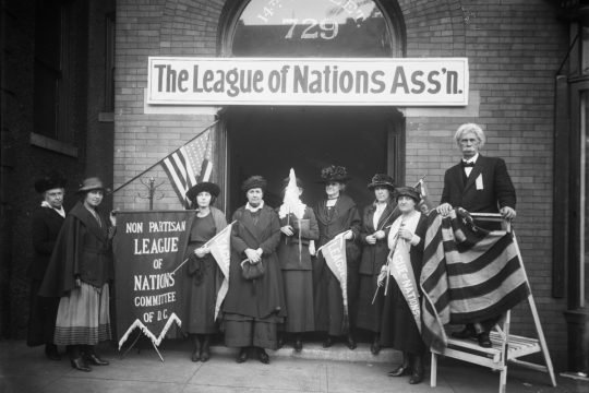 Sociedade das Nações. Promessas e Legados