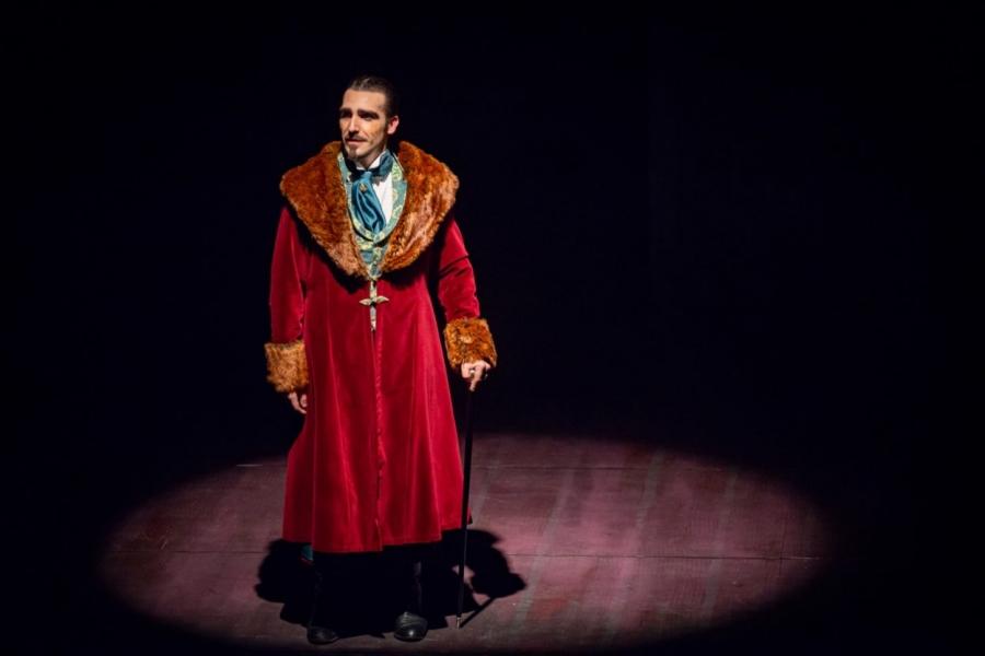 """Teatro: """"El conde de Montecristo"""""""