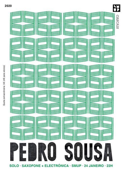 Pedro Sousa - solo