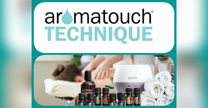 Certificação Aromatouch Technique