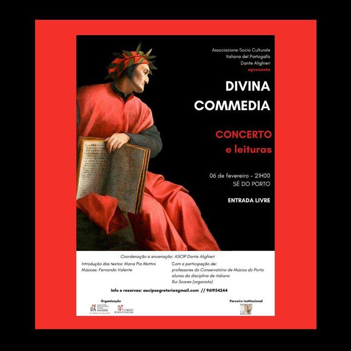 Espectáculo Divina Commedia