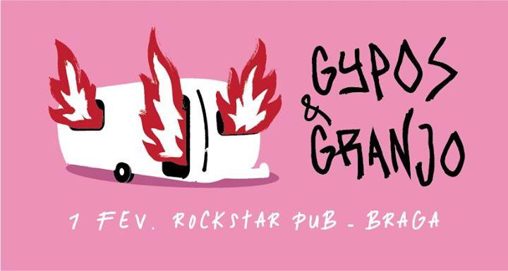 Gypos & Granjo // Rock Star Pub