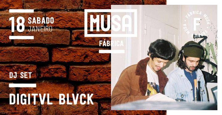 Digitvl BLVCK DJ Set
