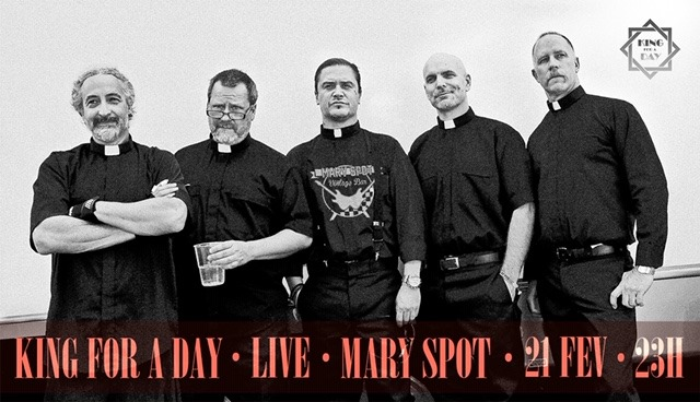 King for a Day tributo a Faith no More