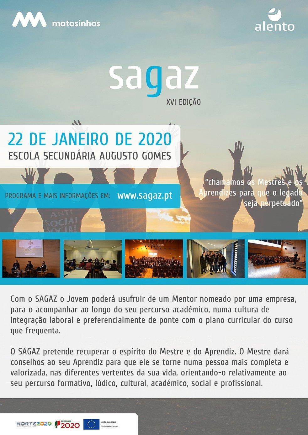 Sagaz Matosinhos 2020