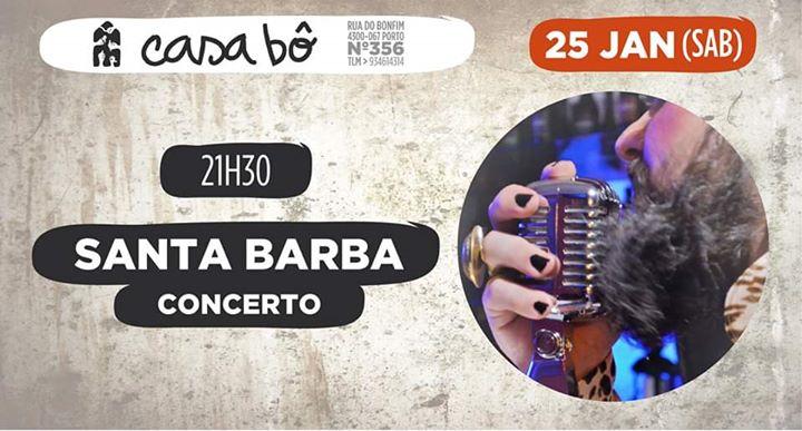 Concerto: Santa Barba