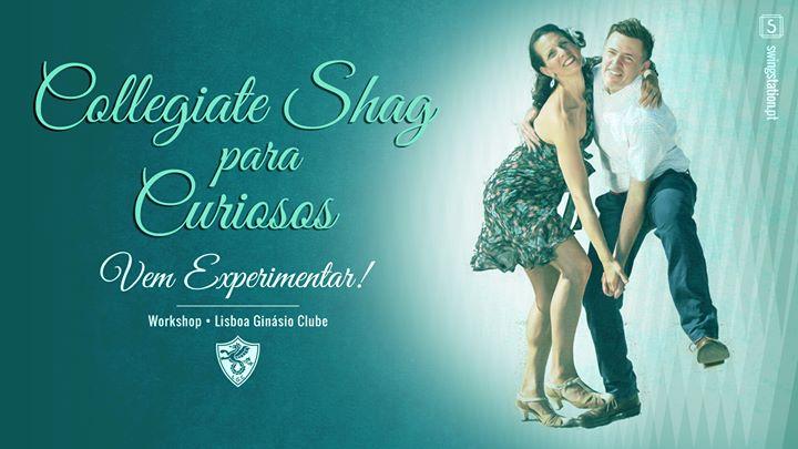 Workshop • Collegiate Shag para Curiosos