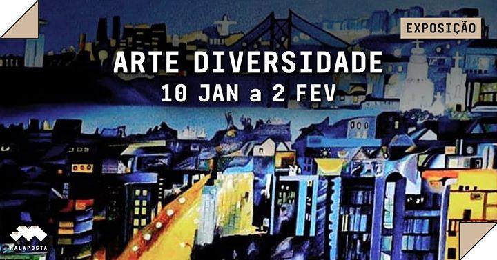 Exposição: Arte Diversidade