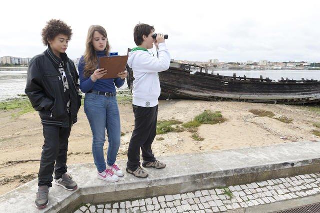 Descobertas no Ecomuseu – Núcleo Naval